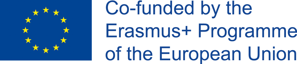co-funded erasmus+ program european union
