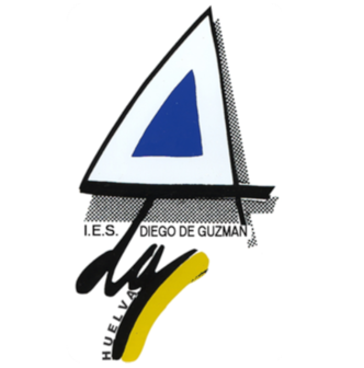 IES Diego de Guzman logo